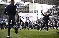 В Англии прощаются с легендарным стадионом