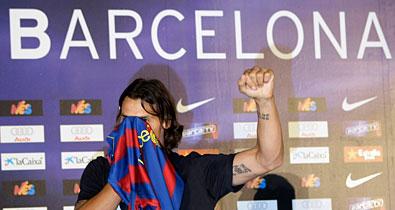 15 худших трансферов в истории «Барселоны»