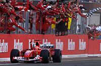 Вилли Вебер, Гран-при Германии, Тимо Глок, Фелипе Масса, Сабина Кем, Росс Браун, Ральф Шумахер, Бенеттон, Мик Шумахер, Сузука, Михаэль Шумахер, Мерседес, Формула-1, Феррари