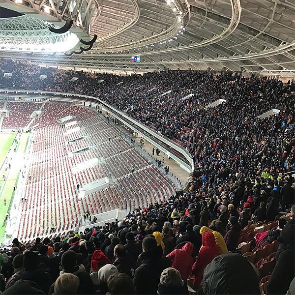 Болельщики пожаловались надавку из-за Медведева после матча Россия-Аргентина