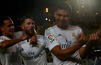 Реал Мадрид, примера Испания, видео, Лас-Пальмас, Каземиро