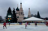 любительский хоккей, Арена-2000-Локомотив, фото, Локомотив