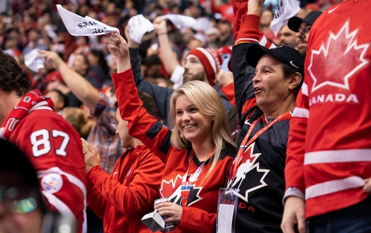 Канада – идеальное место для МЧМ. Там культ молодежки
