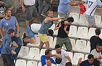 сборная Англии, сборная России, происшествия, болельщики, Евро-2016, ВОБ