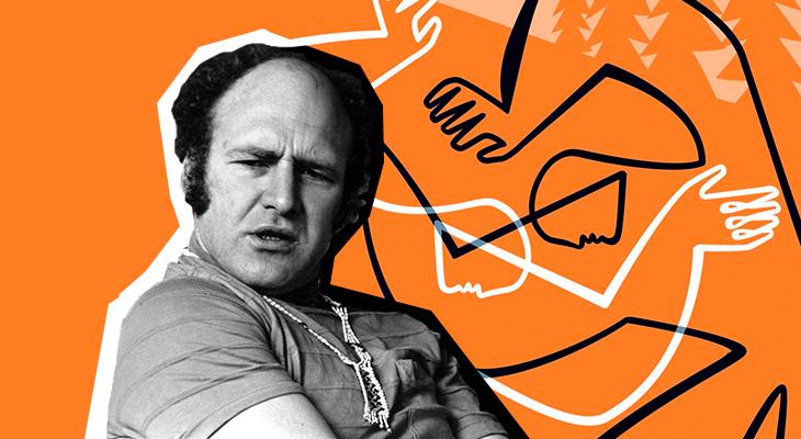 Автор «Пролетая над гнездом кукушки» был одним из лучших борцов в универе. В создании культового романа помогли спорт и работа в госпитале