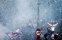 Реал Мадрид, Серхио Рамос, Лига чемпионов, болельщики, фото