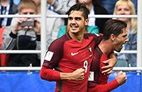 Португалия стала третьей на Кубке конфедераций. Без Роналду