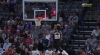 Willie Cauley-Stein goes up to get it and finishes the oop