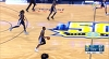 Kevin Durant with 25 Points  vs. Denver Nuggets