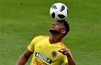 Сборная Колумбии по футболу, Франк Фабра, ЧМ-2018, травмы