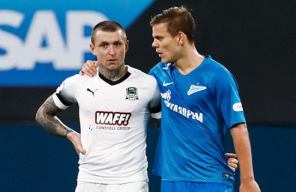 Сыграют ли Кокорин и Мамаев в этом сезоне?