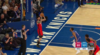 James Harden hits the shot with time ticking down
