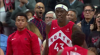 Pascal Siakam sinks the shot at the buzzer