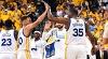 2017 NBA Finals Game 1: Heard Around the World