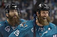 Две самых крутых бороды мирового спорта