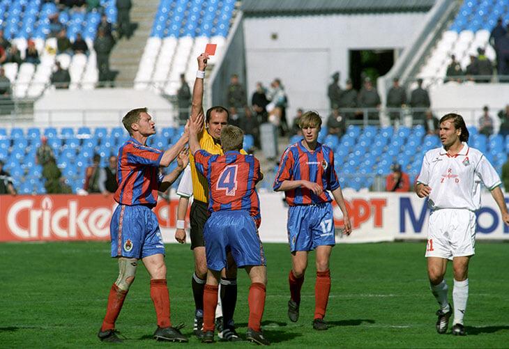 ЦСКА без еврокубков впервые за 20 лет. Такого ни разу не было при Гинере