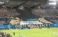 болельщики, Легия, Лига чемпионов, Боруссия Дортмунд