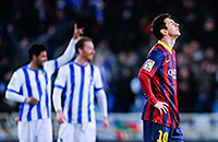 «Барселона» 9 лет не побеждала «Сосьедад» в гостях и другие факты о лучших играх дня