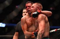 UFC, Нэйт Диас, Конор МакГрегор