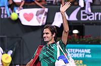 ATP, Роджер Федерер, BNP Paribas Open, Новак Джокович