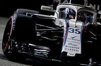 Сергей Сироткин, Серхио Перес, Уильямс, Гран-при Сингапура, Формула-1, происшествия, Форс-Индия