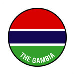 Gambia - logo