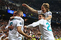 «Реал» – в третьем финале ЛЧ подряд. Отскочили от «Баварии»