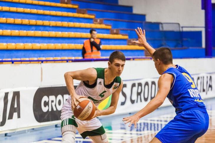 Отец Луки Дончича, тренировки 4 раза в день и мечты о драфте НБА. Егор Сытников четыре года играл в Словении, а теперь переехал в «Нижний».