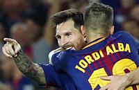 Лига чемпионов, Барселона, Лионель Месси, Ла Лига, Эрнесто Вальверде