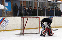 Вернуться в 60-е. Как играют в хоккей в Челябинской области