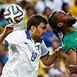 коты, сборная Греции по футболу, сборная Кот-д′Ивуара по футболу