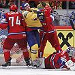ЧМ-2012, Сборная Швеции по хоккею, Сборная России по хоккею