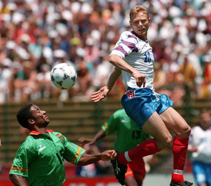 Дерзкая карьера Карпина-игрока: Романцев считал корявеньким, мог перейти в «Барселону», курил прямо на тренировке