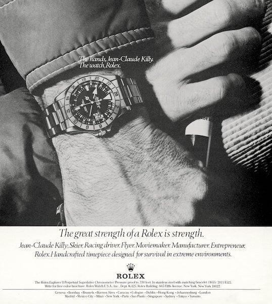 Наручные часы – важный атрибут топ-теннисиста. Они появились еще в XVI веке, но до Первой мировой считались женской забавой