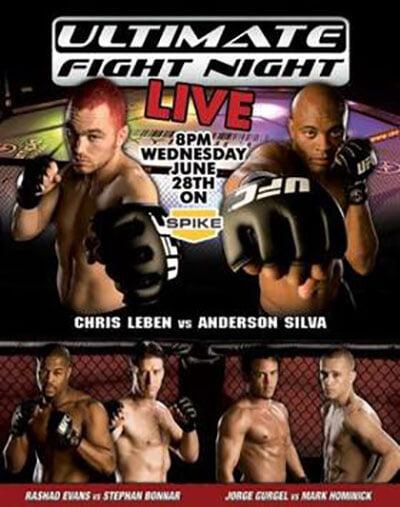 В 2006-м Уайт пытался завоевать аудиторию рок-кафе. Но турниры UFC провалились, даже несмотря на дебюты Андерсона Силвы и Майкла Биспинга