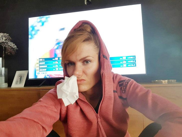 Коукалова пела, раздевалась и дерзила России из-за допинга. А теперь – подозрительно уходит