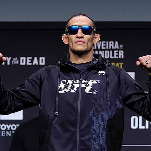 Тони Фергюсон зажег: назвал Хабиба ссыклом и затмил даже претендентов на титул –устроил концерт перед UFC