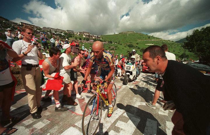 Тур де Франс, Джиро д'Италия, велошоссе, допинг, происшествия, Марко Пантани