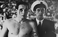 Мельбурн-1956, сборная России (водное поло), водное поло, сборная Венгрии (водное поло), Петр Мшвениерадзе