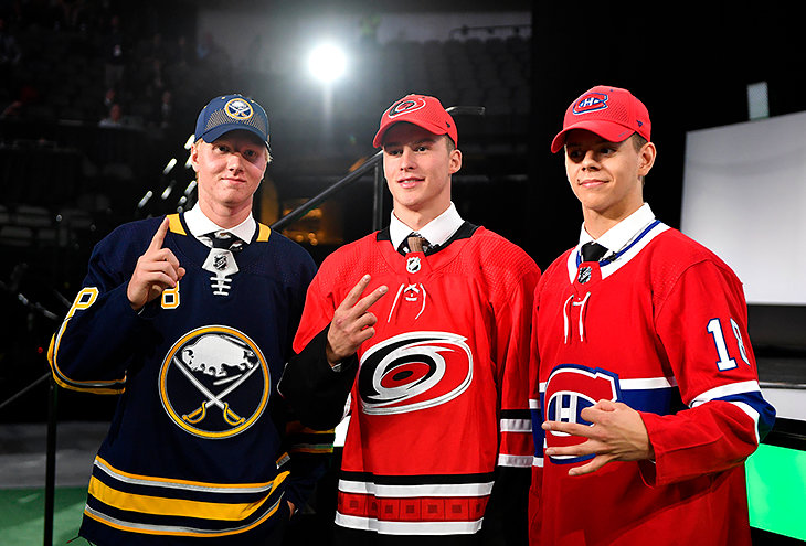 НХЛ, драфт НХЛ
