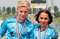 Лига чемпионов УЕФА, Донни ван де Бек, Абдельхак Нури, Аякс, сборная Голландии по футболу, высшая лига Голландия