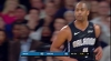 Arron Afflalo gets it to go at the buzzer