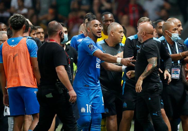 Итоги бойни «Ниццы» и «Марселя»: матч переиграют, с хозяев сняли очко, у марсельского сотрудника бан на 9 месяцев