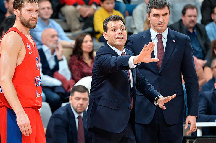 ЦСКА трясет, Обрадович бесится, «Химки» пуляют больше трех, чем «Уорриорс». Евролига в этом сезоне вся такая непредсказуемая