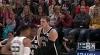 Timofey Mozgov (3 points) Game Highlights vs. Utah Jazz