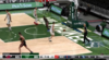 Kendrick Nunn with one of the day's best dunks