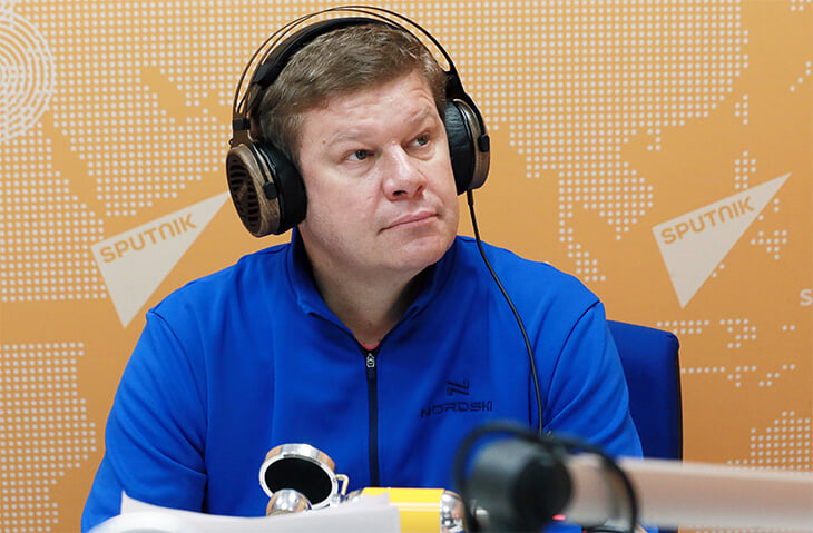 «Нарисуем на своей форме территорию Советского Союза». Российские депутаты и бывшие футболисты обсуждают новую форму Украины