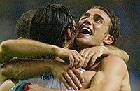 сборная Италии по футболу, Алессандро Неста, Фабио Каннаваро