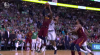 LeBron James with 42 Points  vs. Boston Celtics