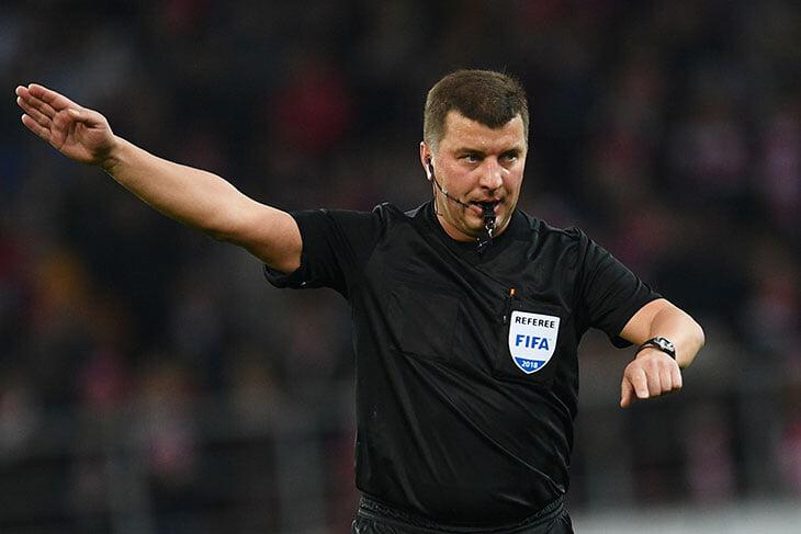 Вилков говорит после бана: виделся с Хачатурянцом, отменил бы пенальти «Ростову», представители клубов часто заходят в судейскую